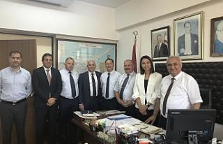 Kaymakamlardan Ankara'ya mesleki ve kültürel...