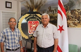 Kıbrıs gazileri yaşadıklarını unutamıyor