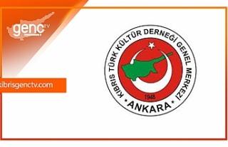 Kıbrıs Türk Kültür Derneği'nden Ankara'da...