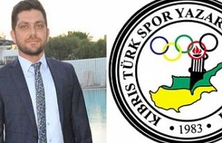 Kıbrıs Türk Spor Yazarları Derneği Olağan Genel...
