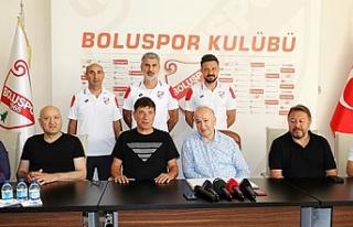 Kıbrıslı Türk Teknik Adam Mustafa Piro, Boluspor...