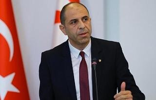"""""""Kıbrıslı Türkler ve Rumlar başka bir ortaklık..."""