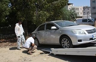 Lefkoşa'da arabada ceset bulundu