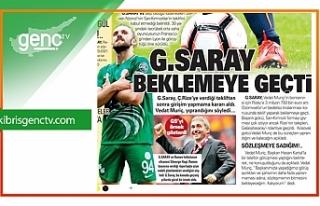 Manşetlerden Türkiye'de transfer haberleri