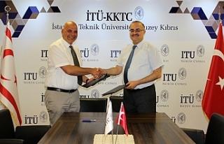 Mehmetçik Belediyesi ile İTÜ-KKTC arasında protokol
