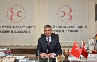 MHP'den Doğu Akdeniz değerlendirmesi