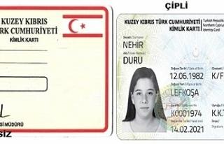 """Nüfus Kayıt Dairesi: """"Çipsiz kimlik kartları..."""