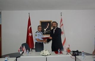 Polis ve Akdeniz Karpaz Üniversitesi arasında eğitim...