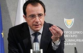 """Rum Bakan: """"Hidrokarbon fonuna Kıbrıslı Türk..."""