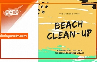 Take Action Cyprus'tan yeni bir etkinlik