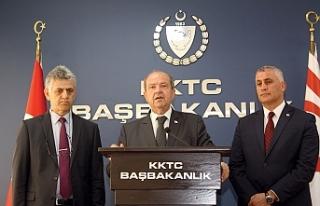 """Tatar: """"Anlaşma, 2019 için bir geçiş dönemi..."""