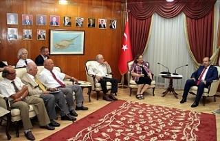 """Tatar: """"Kimse Kıbrıs davasını küçümseyemez"""""""