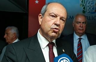 """Tatar: """"Savunduğumuz model, KKTC'nin yaşaması..."""