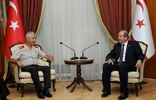 """Tatar: """"Yunan Başbakan Kıbrıs'ın gerçeklerini..."""