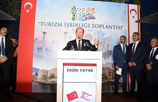 """Tatar: """"Yunan Başbakana sesleniyorum...Türk..."""