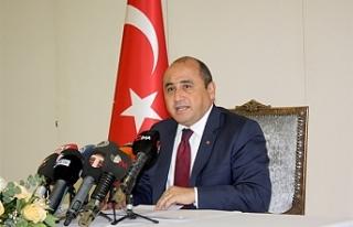 """""""Türkiye Cumhuriyeti ile Cumhurbaşkanı Akıncı..."""