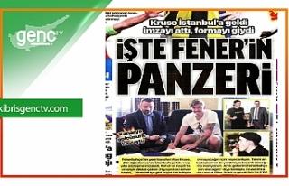 Türkiye'de manşetlerden transfer haberleri