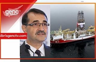 """Türkiye Enerji Bakanı açıkladı: """"Yavuz,..."""