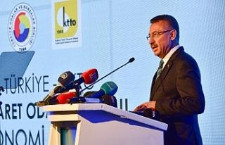 Türkiye - KKTC Ticaret Odası Forumu 1. Ekonomi Konferansı