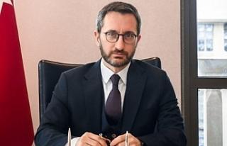 TürkiyeCumhurbaşkanlığı İletişim Başkanı'ndan...
