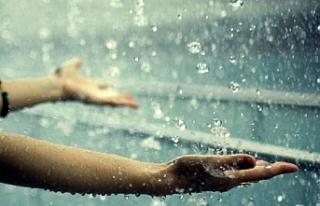 Yarın ve pazartesi günü yer yer yağmurlu olacak