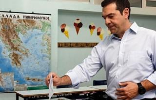 Yunanistan yarın sandık başına gidiyor