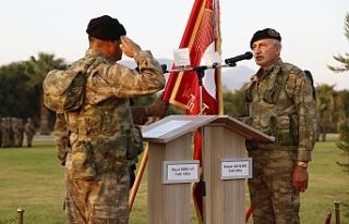 14. Zırhlı Tugay'da komuta ve sancak devir...