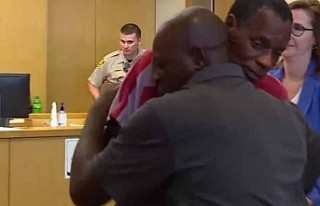 50 dolar çaldığı gerekçesiyle 36 yıl hapis yattı