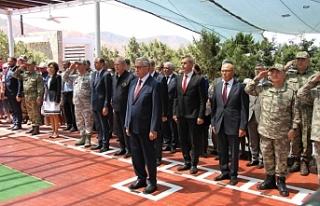 """Akıncı: """"Kıbrıs'ı gerilimin ve çatışmanın..."""