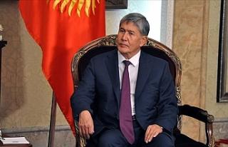 Atambayev'in tutuklanması için evine operasyon...