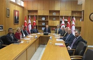 Başbakan, Bankalar Birliği yönetimiyle toplantı...