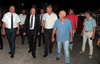 Başbakan, Mehmetçik Üzüm festivalinde