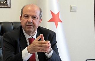 Başbakan Tatar, Ercan'da basın açıklaması yapacak