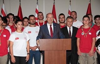 Başbakan Tatar, KKTC'ye döndü
