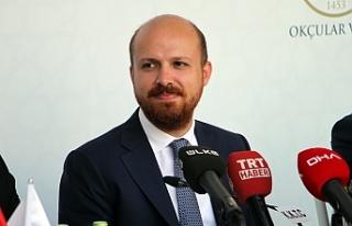 Bilal Erdoğan KKTC'de