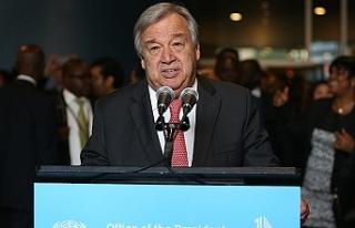 """BM Genel Sekreteri """"Adım Adım İlerleyecek"""""""