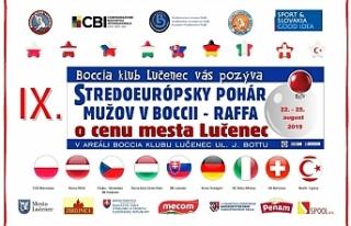 Bocce Milli Takımı Uluslararası turnuvaya katılıyor
