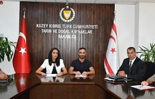"""""""Bölgesel Soğutulmuş Süt Depolama Projesi""""..."""