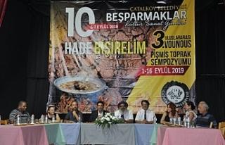 Çatalköy'de yapılacak etkinlikler ile ilgili...