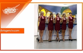 Devlet Piyangosu çekilişi Kıbrıs Genç TV stüdyolarında...