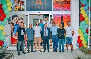 """""""Erbulut Cimnastik İhtisas Kulübü"""" açıldı..."""