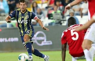 Fenerbahçe, kupayı Sivasspor'a kaptırdı