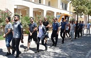 FETÖ şüphelileri Yunanistan'a kaçmaya çalışırken...