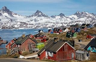 'Grönland satılık değil' yanıtını alan...
