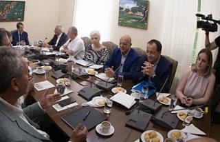 Güneyde Ulusal Konsey toplantısının sonuçlanması...