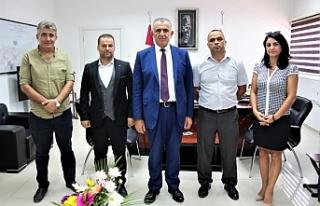 HAKSEN, Bakan Çavuşoğlu'ndan okul sekreterlerinin...