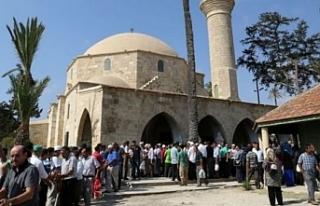 Hala Sultan Tekkesi'ne ziyaret bugün gerçekleşiyor