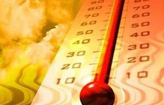 Hava sıcaklığı Perşembe'den sonra 3-4 derece...
