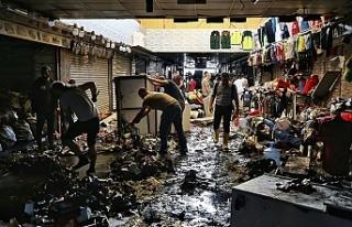 İstanbul'da temizlik çalışmaları sürüyor
