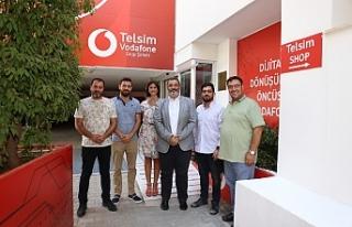 KTSYD, Telsim'i ziyaret etti